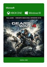 [Versione Download] Gears of War 4 - XBOX One / Windows 10 - Invio Key da email