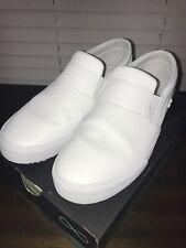 Cherokee Leather Nurse Service Work Ortho shoe Slip Water & Oil Resistant