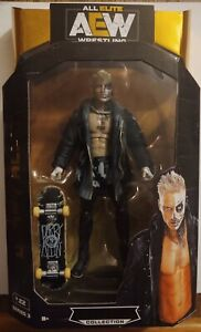MOC Darby Allin AEW Unrivaled Series 3 Mint Action Figure Elite NJPW WWE