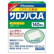 SALONPAS Ae 140 sheets from Japan Hisamitsu