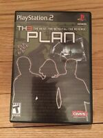 TH3 PLAN - PS2 - COMPLETE W/MANUAL - FREE S/H (I)