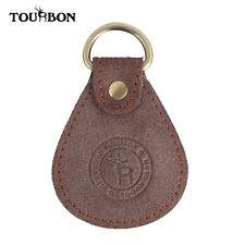 Tourbon Fly Fishing Straightener Dryer Tool Line Patches Holder Leather