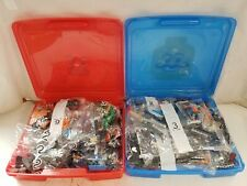 5.8 lb Bulk Lego Sealed Parts Pieces Bags Lot w/ Cases
