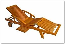 Royal Tahiti Outdoor Furniture: Chaise Lounger Multi-Sectional Deck