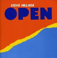 Steve Hillage - Open [CD]