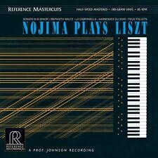 NOJIMA PLAYS LISZT - REFERENCE RECORDINGS - RM-2516 - 2LP - 45rpm - 180g