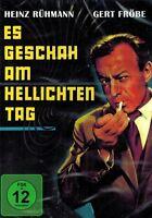 DVD NEU/OVP - Es geschah am hellichten Tag - Heinz Rühmann & Gert Fröbe
