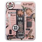 Fat Cat Realtree APC Pink Steel Tip Darts 23 Grams