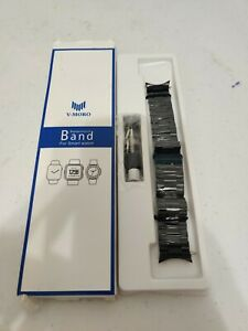 V-Moro Galaxy Watch 3 45mm Metal Watch Band Replacement