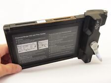 Polaroid 545 4x5 Film Holder Back. Stock No U8719