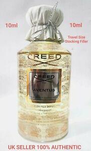 Creed Aventus 30ml glass Spray Atomiser Bottle Free P&P