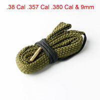 .38 Cal .357 Cal .380 Cal&22Cal .223 Cal Bore Snake Cleaning  Boresnake Cleaner