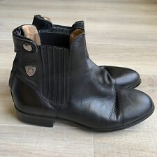 Tattini Collie Short Riding Boots Booties Sz 41 Air Boost System W 10.5 M 8.5
