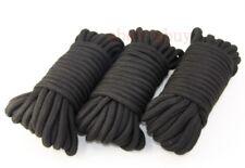 soft cotton JAPANESE bondage rope restraint  Kinbaku shibari PACK OF 3