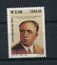 Italia 2003 Centenario nascita economista e politico Ezio Vanoni MNH