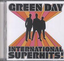 Green Day International Superhits! CD CD VGC