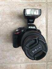 Nikon D D5100 16.2MP Digital SLR Camera - Black (Kit w/ AF-S DX VR G 18-55mm