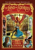 The Land of Stories: A Grimm Warning 3 by Chris Colfer (2015, Paperback)