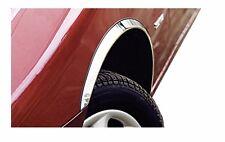 AUDI A8 D2 '94-02 Radlauf Zierleisten Vorne Hinten 4 Stück CHROM