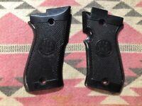 Beretta 85 BB Factory Original pistol grips