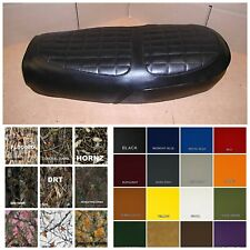 HONDA CB750K Seat Cover Four 1970 1971 K1 CB750  in 25 COLORS    (W/ST/PS/EF)