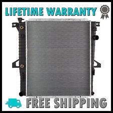 New Radiator For Ford Explorer 00-01 Mercury Mountaineer 4.0 V6 Lifetime Waranty