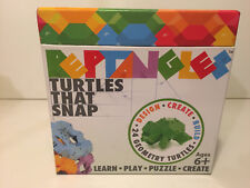 REPTANGLES ~ TURTLES THAT SNAP ~ 24 PC