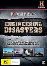 Modern Marvels - Engineering Disasters (DVD, 2011, 5-Disc Set) New  Region 4