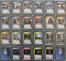 Star Trek CCG The Borg Rare Cards [Part 2/3]