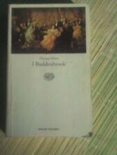 """""""I Buddenbrook"""" di Thomas Mann- Edizione EINAUDI TASCABILI-Occasione"""