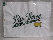 2013 Augusta National Masters Tournament Par Three Contest Pin Flag Adam Scott