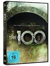 The 100: Staffel 2 (2016, DVD video)