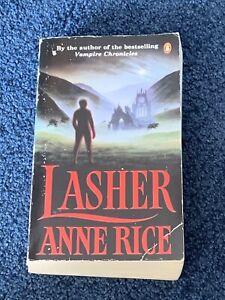 Anne Rice Lasher Paperback
