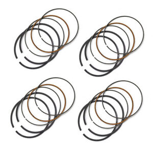 4 Set Piston Ring for Yamaha YZF-R1 1998~2003 2002 2001 STD 74mm 4XV-11603-00-00