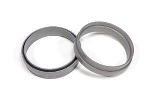FG Felgenverbreiterung Silber - 3106 wheel extension silver Felgen Verbreiterung