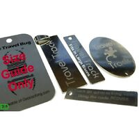 Tiny Micro Trackable Tag for Geocaching - Travel Track Tag - like a Travel Bug