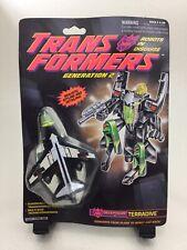 Transformers G2 PROTOTYPE MOC Terradive Generation 2