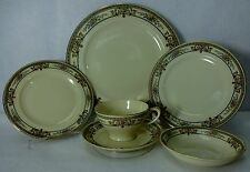 HUTSCHENREUTHER china CARINTHIA 6-piece Place Setting dinner salad bread fruit +