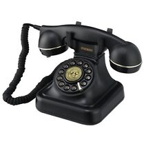 Maxon Ms-501 High Class Classic Antique Vintage Landline Corded Push Dial Phones