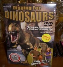 Digging for Dinosaurs [New DVD]