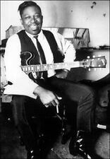 BB KING POSTER PAGE . 7M30