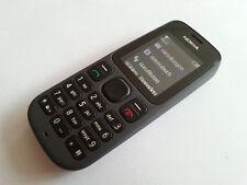 Nokia 100 - Phantom Schwarz (Ohne Simlock) Handy