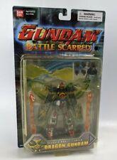 Gundam Battle Scarred Dragon Gundam Action Figure Sealed Mobile Fighter Suit #2