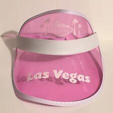 Las Vegas Sign Pink Dealer Poker Visor WPT Playing Cards Gambling Casino Girls