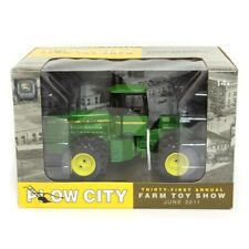 1/32 Limited Edition 2011 Plow City John Deere 8850 4WD w/ Duals by ERTL 16208a
