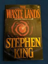 The Waste Lands by Stephen King First Edition First Printing Plume PB