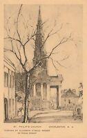 CHARLESTON SC – St. Philip's Church