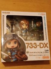 NINTENDO THE LEGEND OF ZELDA LINK BREATH OF THE WILD DX VER NENDOROID FIGURE NEW
