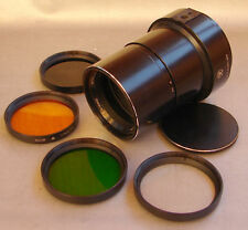 MTO-500A 8.5/550mm LZOS Mirror lens for ARRI Red One Arriflex PL movie camera