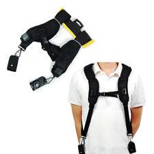 Quick Rapid Double Dual Shoulder Strap Sling Belt For Camera Nikon Canon DSLR